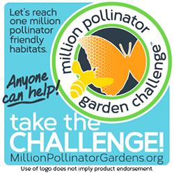 Million Pollinator Garden Challenge Logo