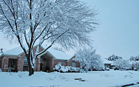 North-Texas-snowy-winter-landscape