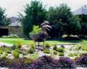 Home Owner's Association flower beds