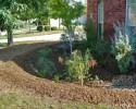 Native Plant Society of Texas Symposium rain garden