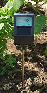 Moisture Sensor Meter