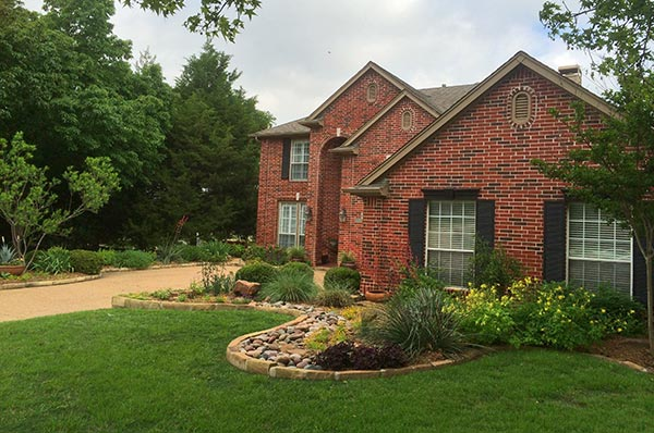 Plano Water Wise Landscape Tour